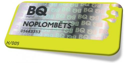 H 005 - Holografická PVC