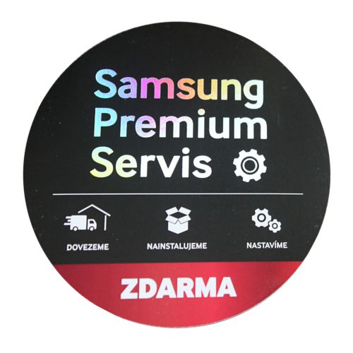 Samsung Rainbow efekt